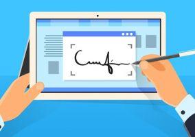 Ampliar información de Sede electrónica y firma digital (UA4). Nivel 2