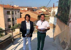 Ampliar información de Obras de mejora en la Calle Castillo