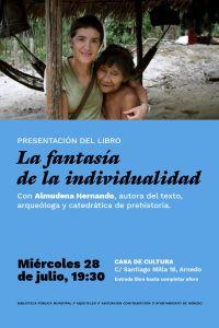 Ampliar información de La fantasía de la individualidad, por Almudena Hernando