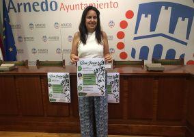 Ampliar información de  Arnedo celebra San Juan 2019 comiendo chocolate.