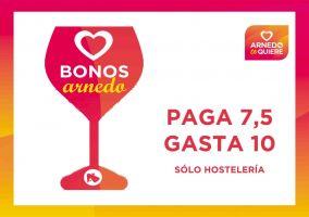 Ampliar información de Bono 10 euros (solo hostelería)