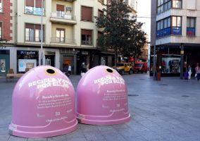 Ampliar información de Ecovidrio y el Ayuntamiento de Arnedo presentan la campaña 'Recicla Vidrio por ellas' con motivo del Día Mundial del Cáncer de Mama
