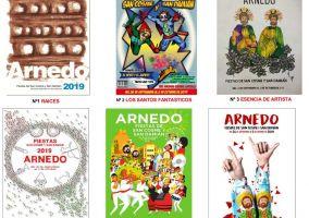 Ampliar información de Votación del público del Concurso del Cartel anunciador de las Fiestas en honor a San Cosme y San Damian 2019