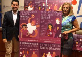Ampliar información de Presentada la campaña #EsViolenciaSexual