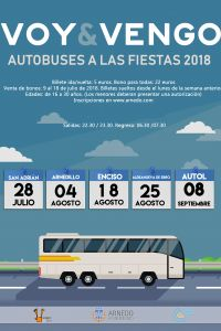 Ampliar información de Autobuses a fiestas de Enciso