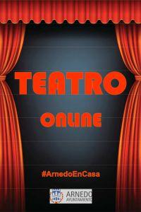 Ampliar información de Arnedo en casa: Teatro Online.