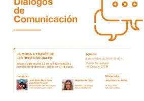 Ampliar información de Jornada La moda a través de las redes sociales