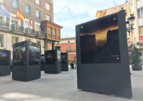 Ampliar información de Exposición de Medio Ambiente de La Rioja en la Plaza Nª Sra. de Vico