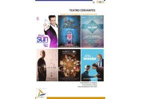 Ampliar información de Programa Teatro Cervantes. Del 11 de enero al 11 de marzo 2018