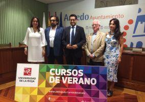 Ampliar información de El XXIV Curso de Verano 'Ciudad de Arnedo' de la Universidad de La Rioja aborda, del 11 al 15 de septiembre, el tema 'Medios de comunicación: cine, prensa y radio'