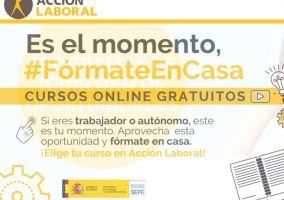 Ampliar información de Formación on line gratuita