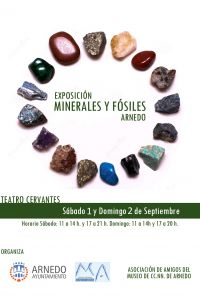 Ampliar información de Bolsa-Exposición de Minerales y Fósiles de Arnedo
