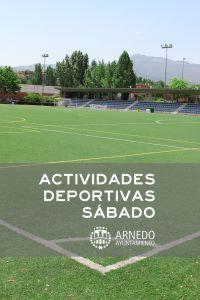 Ampliar información de Actividades Deportivas Sábado 15 de Febrero