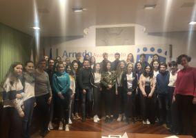 Ampliar información de Intercambio escolar Weinstadt-Arnedo