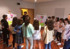 Ampliar información de El Consejo Infantil participa en la redacción del PGOU