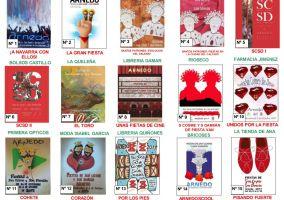 Ampliar información de  Participa en la votación del Concurso del cartel de fiestas 2017