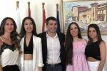 Ampliar información de Presentadas las candidatas a Reina de las Fiestas 2018