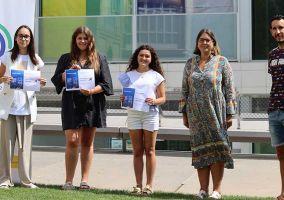 Ampliar información de Martina Sáenz, ganadora del I Concurso de Tik-Tok «Arnedo por la Igualdad y Contra la Violencia de Género»