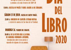 Ampliar información de Día del Libro julio 2020