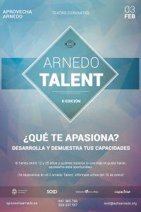 Ampliar información de Arnedo Talent