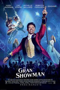 Ampliar información de Cine: El gran showman.