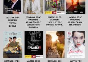 Ampliar información de Programa Teatro Cervantes del 13 de diciembre de 2020 al 7 de enero.
