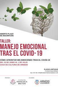 Ampliar información de Manejo emocional tras el COVID-19