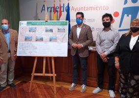Ampliar información de Se ha presentado el proyecto de mejora del Polígono Planarresano