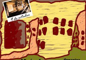Ampliar información de Las Cuevas de los Cien Pilares conmemorará el Día Europeo del Arte Rupestre