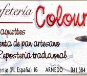 Ampliar información de Cafetería Colours