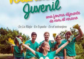 Ampliar información de Campos de voluntariado juvenil del Instituto Riojano de la Juventud