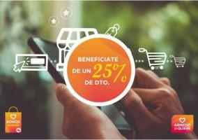 Ampliar información de Ya pueden adquirirse y canjearse los Bonos Arnedo para comercio y hostelería