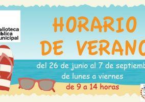 Ampliar información de Horario de verano en la Biblioteca