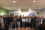 Ampliar información de Intercambio de alumnos franceses de Caussade (Francia) con los del IES  Virgen de Vico