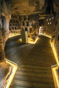 Ampliar información de Cueva de los Cien Pilares. Domingo 2 de agosto 2020