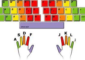 Ampliar información de Mecanografía (UA4). Nivel 1