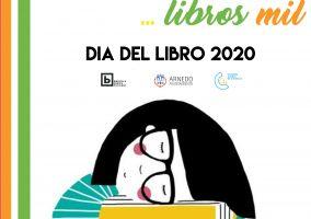 Ampliar información de En abril..., libros mil 2020: Recetas para una cuarentena.