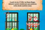Ampliar información de Cabalgata 2021: Los Reyes Magos visitan tu casa.