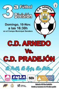Ampliar información de Partido de Fútbol 3ª División