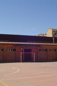 Ampliar información de Polideportivo La Estación