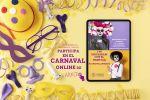 Ampliar información de El Carnaval-21 se celebrará on-line: Disfrázate y comparte tu imagen.