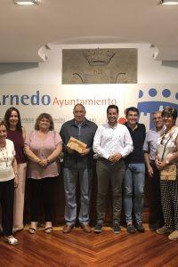 Ampliar información de El Ayuntamiento de Arnedo despide al párroco D. Tomás Ramírez