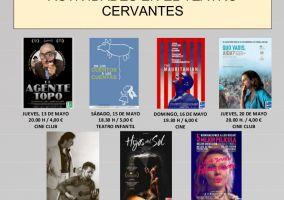 Ampliar información de Cultura segura: reanudación de la programación del Teatro Cervantes prevista para mayo de 2021.