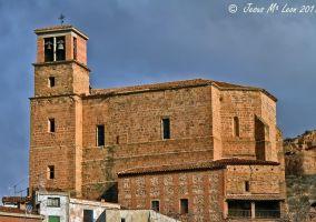 Ampliar información de Visita Iglesia de Santa Eulalia. Los Zárraga