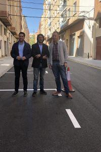 Ampliar información de Finalizadas las obras de mejora de la calle Gonzalo de Berceo
