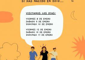 Ampliar información de Jornadas de puertas abiertas e inscripciones Centro Joven 2021
