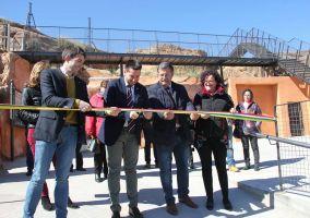 Ampliar información de Inaugurada la Cueva de los Cien Pilares