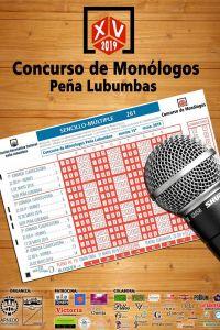 Ampliar información de Cuarta jornada clasificatoria 14 Concurso de Monólogos Peña Lubumbas
