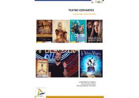 Ampliar información de Programa Teatro Cervantes Abril y Mayo 2018