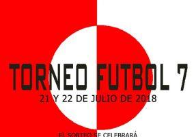 "Ampliar información de Torneo Fútbol 7 ""Peña Lubumbas"""